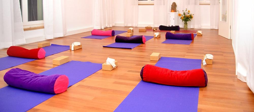 deine mitte - Yoga-Raum