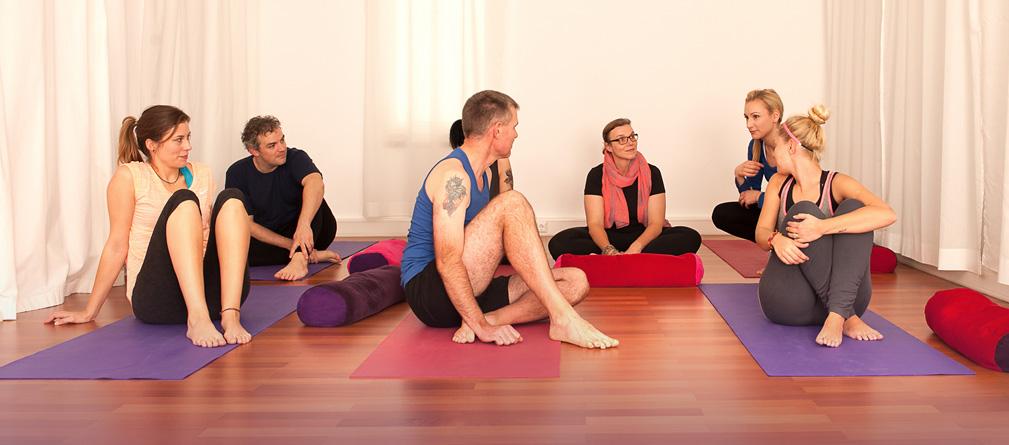 Yogalehrrer-Ausbildung